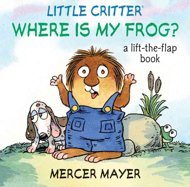 Where Is My Frog? (Hardcover)