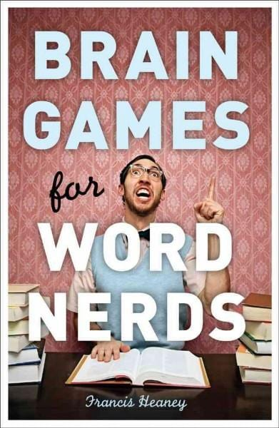 Brain Games for Word Nerds (Paperback) - Thumbnail 0