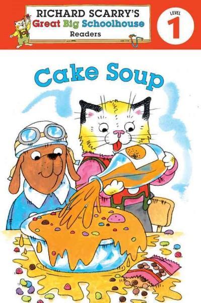 Cake Soup (Paperback)