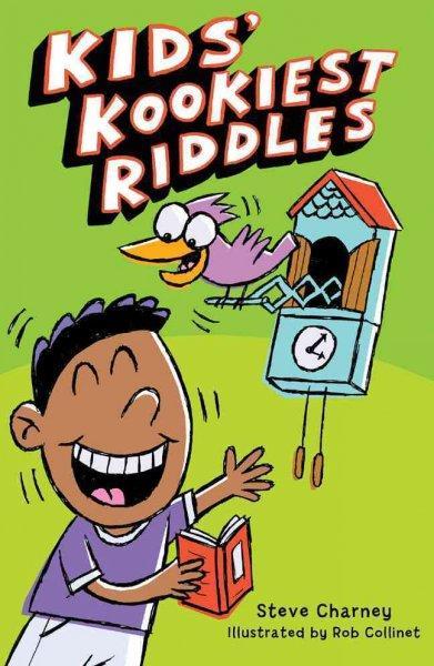 Kids' Kookiest Riddles (Paperback)