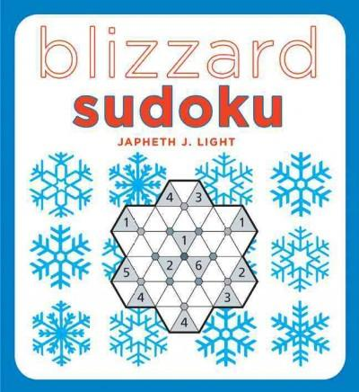 Blizzard Sudoku (Paperback)