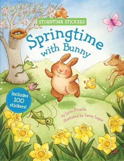 Springtime with Bunny (Paperback)