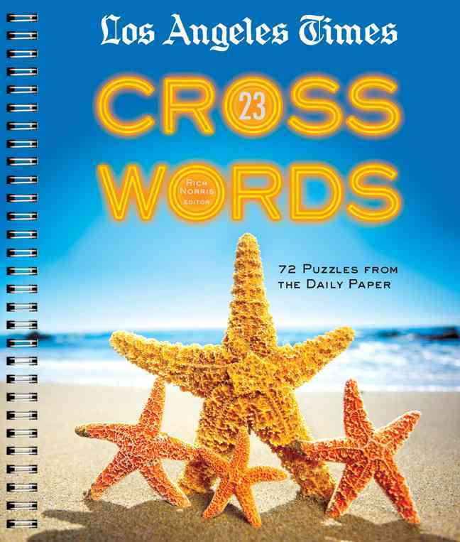 Los Angeles Times Crosswords 23 (Paperback)