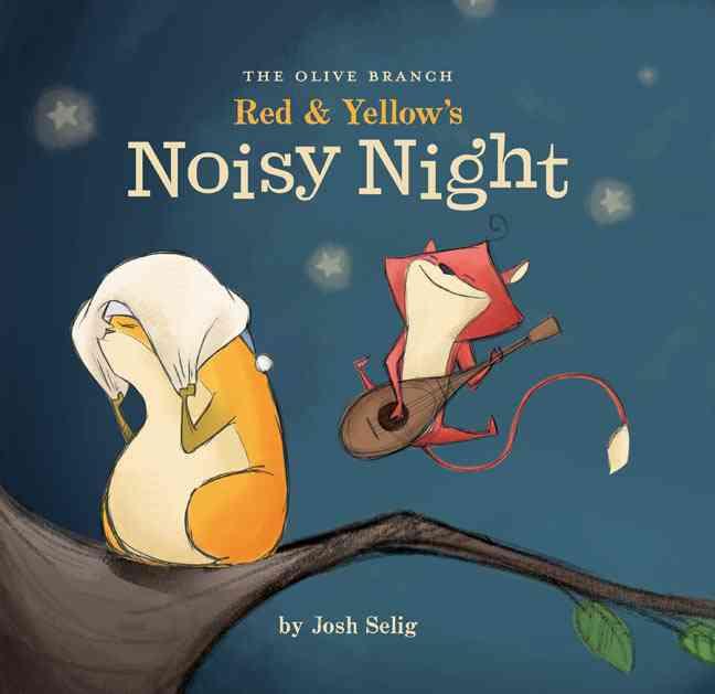 Red & Yellow's Noisy Night (Hardcover)