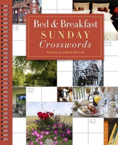 Bed & Breakfast Sunday Crosswords (Paperback)