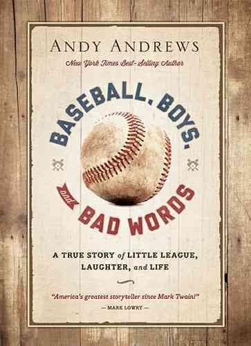 Baseball, Boys, and Bad Words (Hardcover)
