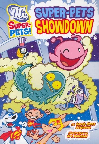 Super-Pets Showdown (Paperback)