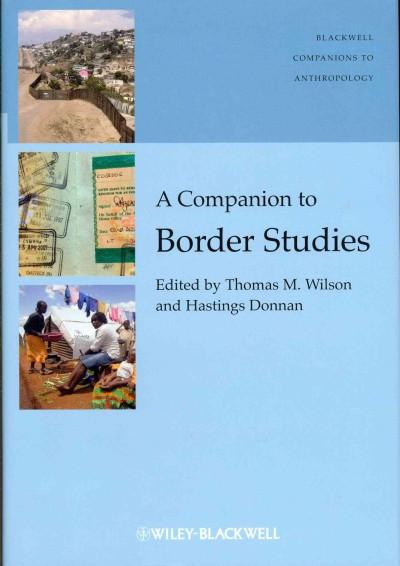 A Companion to Border Studies (Hardcover)