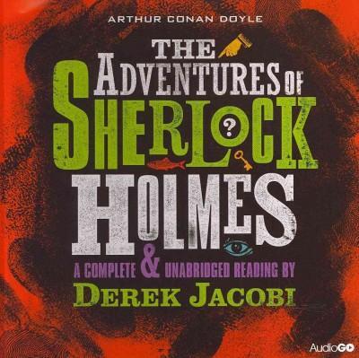 The Adventures of Sherlock Holmes (CD-Audio)