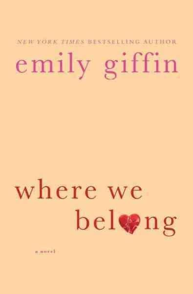 Where We Belong (Hardcover)