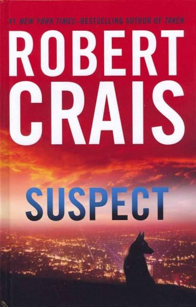 Suspect (Hardcover)