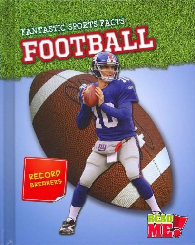 Football (Hardcover) - Thumbnail 0