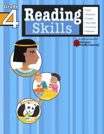 Reading Skills: Grade 4 (Paperback)