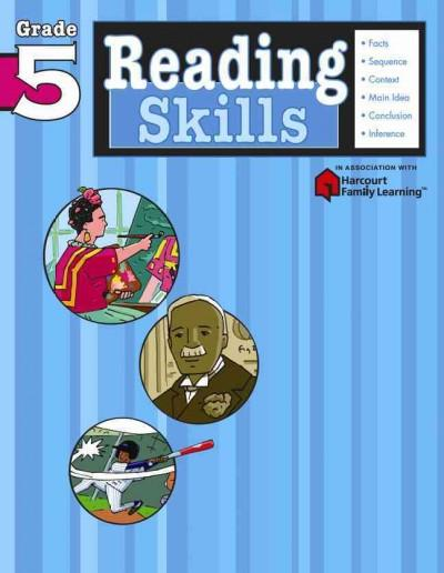 Reading Skills: Grade 5 (Paperback) - Thumbnail 0