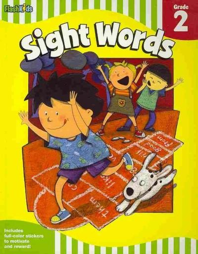 Sight Words, Grade 2 (Paperback)