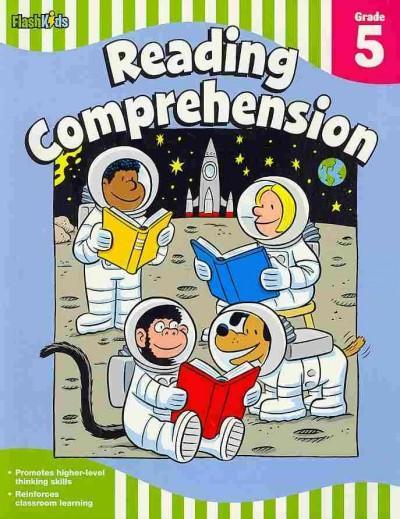 Reading Comprehension: Grade 5 (Paperback)