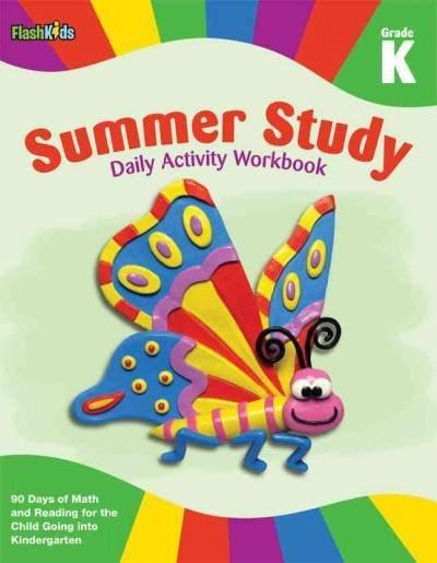 Summer Study Daily Activity Workbook: Grade K (Paperback)