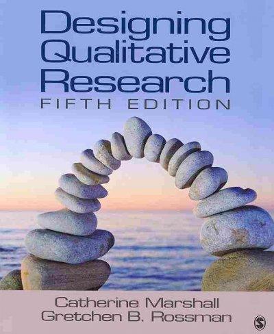 Designing Qualitative Research (Paperback)