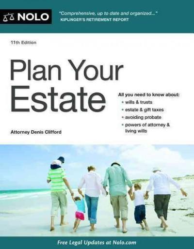 Plan Your Estate (Paperback)