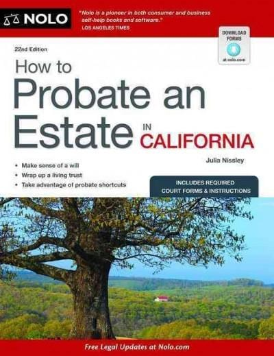 How to Probate an Estate in California - Thumbnail 0