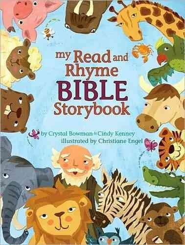 My Read and Rhyme Bible Storybook (Hardcover)