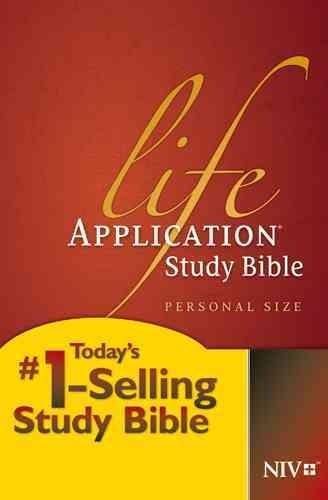 Life Application Study Bible: New International Version Personal Size (Paperback)