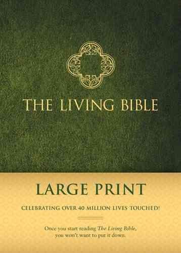 The Living Bible: Paraphrased, Green (Hardcover)