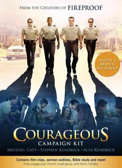 Courageous Campaign Kit