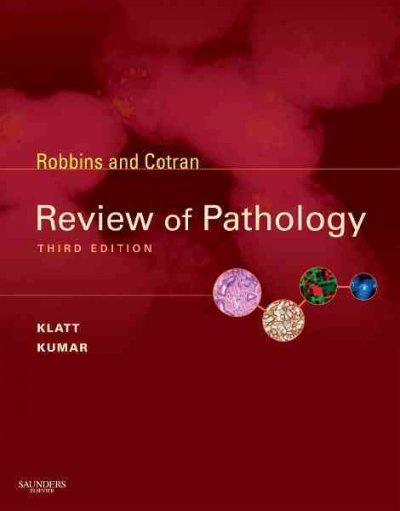 Robbins and Cotran Review of Pathology (Paperback)
