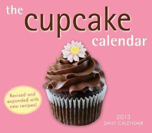 The Cupcake Calendar 2013 Calendar