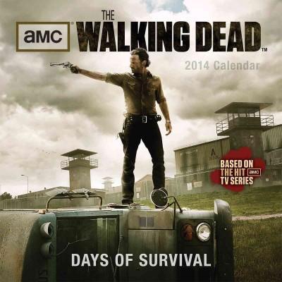The Walking Dead 2014 Calendar (Calendar)