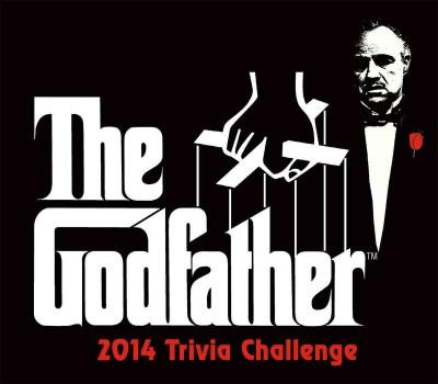 The Godfather Trivia Challenge 2014 Calendar (Calendar)