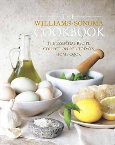 The Williams-Sonoma Cookbook (Hardcover) - Thumbnail 0