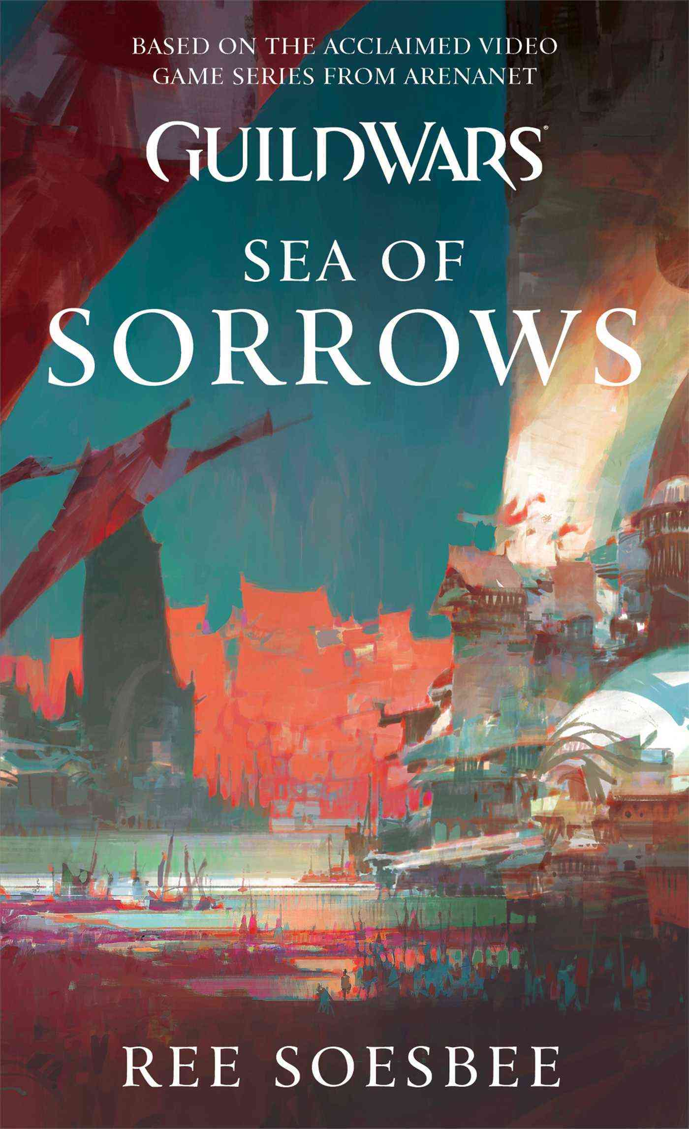 Sea of Sorrows (Paperback) - Thumbnail 0