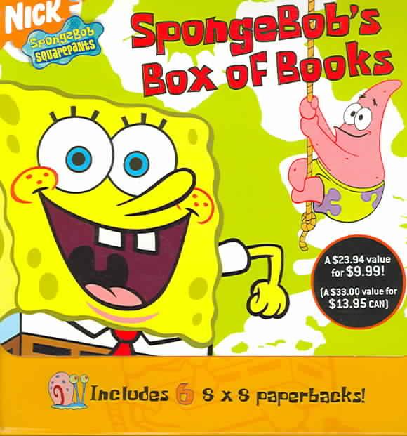 Spongebob`s Box of Books