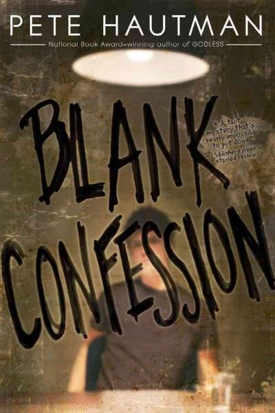 Blank Confession (Paperback)