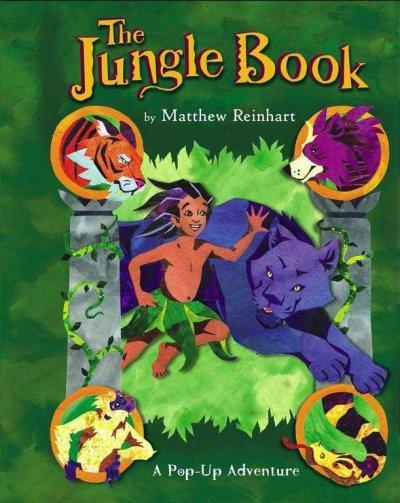 The Jungle Book: A Pop-up Adventure (Hardcover)