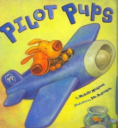 Pilot Pups (Hardcover)