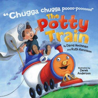 The Potty Train (Hardcover)