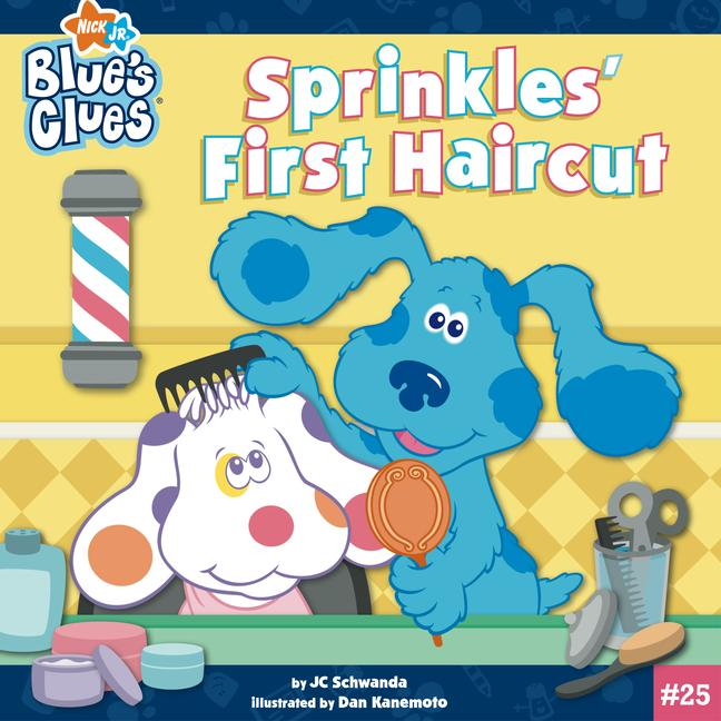 Sprinkles' First Haircut (Paperback)