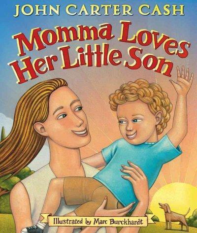 Momma Loves Her Little Son (Hardcover)