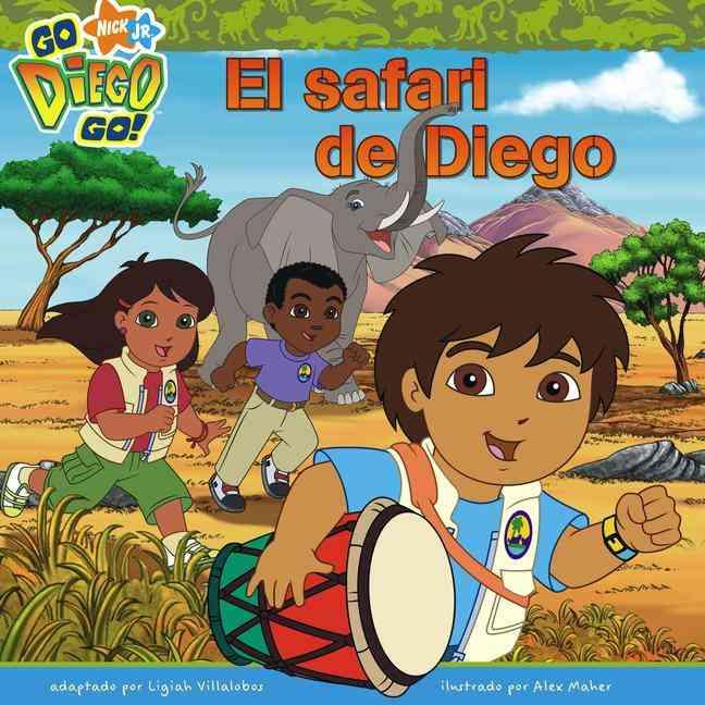El safari de Diego / Diego's Safari Rescue (Paperback)