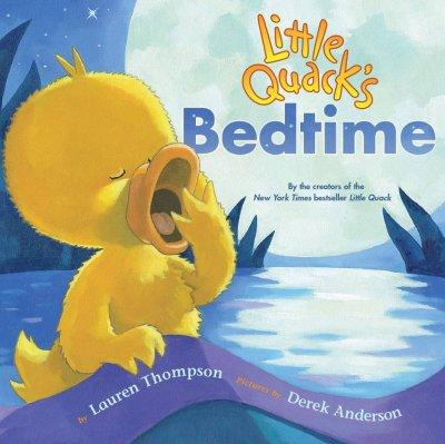 Little Quack's Bedtime (Board book)