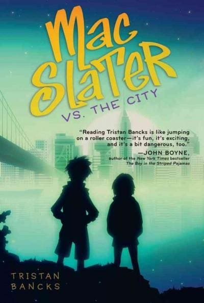 Mac Slater vs. The City (Paperback)