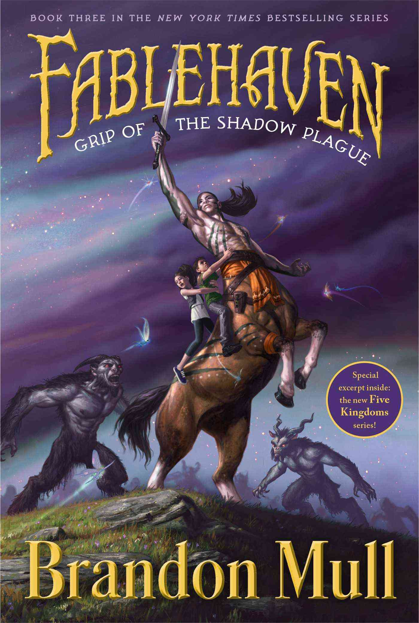 Grip of the Shadow Plague (Paperback)