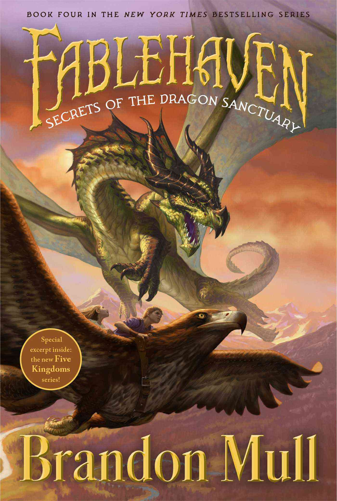 Secrets of the Dragon Sanctuary (Paperback)
