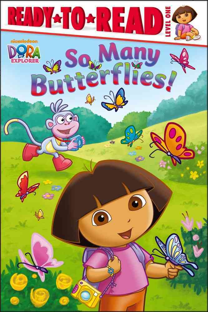 So Many Butterflies!: Level 1 (Paperback)
