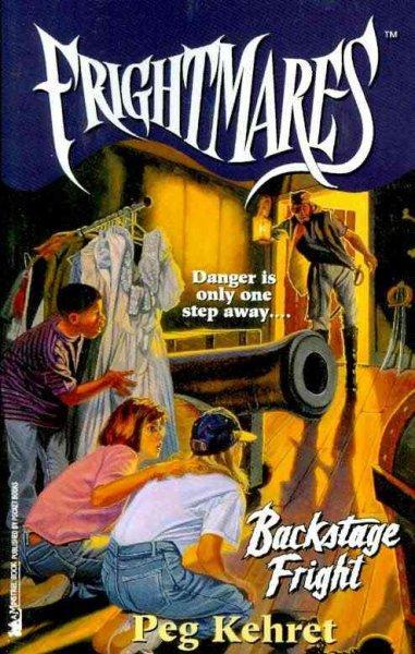 Backstage Fright (Paperback)