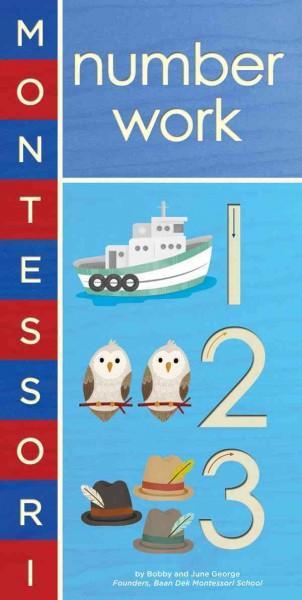 Montessori: Number Work (Board book)