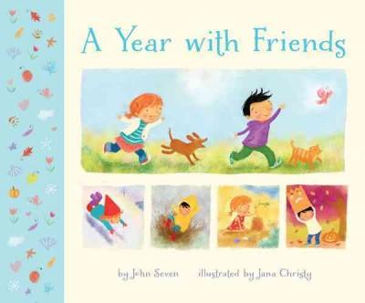 A Year With Friends (Hardcover)